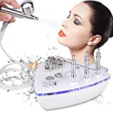 3 in 1 Professional Diamond Microdermabrasion Dermabrasion Machine, 65-68cmhg Suction Power Facial Care