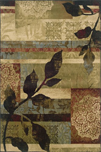 - Oriental Weavers Sphinx Huntington 1983A Area Rug 7-Feet 10-Inch by 10-Feet