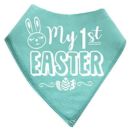 - My First Easter Baby Bib Bandana