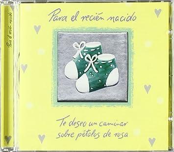 Para El Recien Nacido. Te Deseo Un Camin: Various Artists: Amazon.es ...