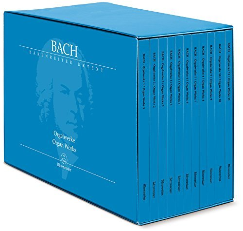 - Bach: The Complete Organ Works