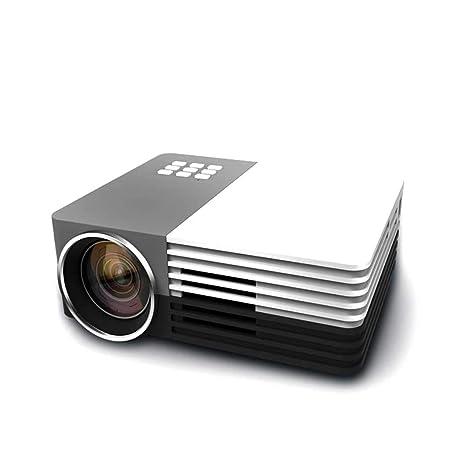 TcoolPE Proyector Mini Portátil Proyector ,Cine en Casa 3000 ...