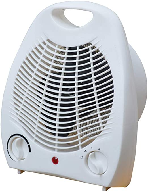 YSCCSY 220V Calentador Eléctrico Mini Calentador De Aire Caliente ...