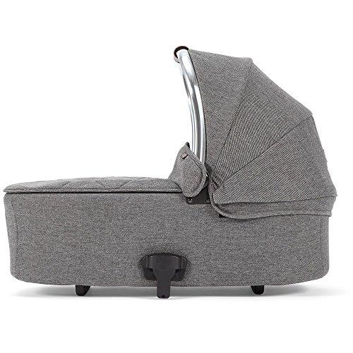 Cheap Mamas & Papas Ocarro Carrycot – Grey Twill