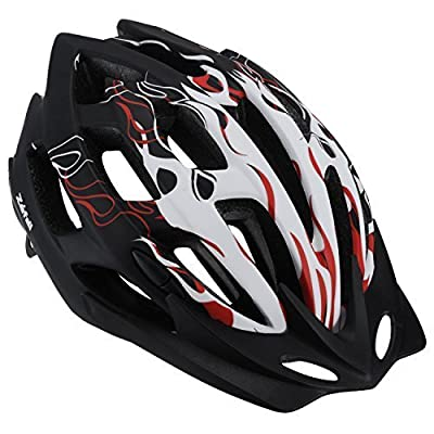 Zefal Youth Helmet, Black/White by Todson, Inc. (Topeak Products)
