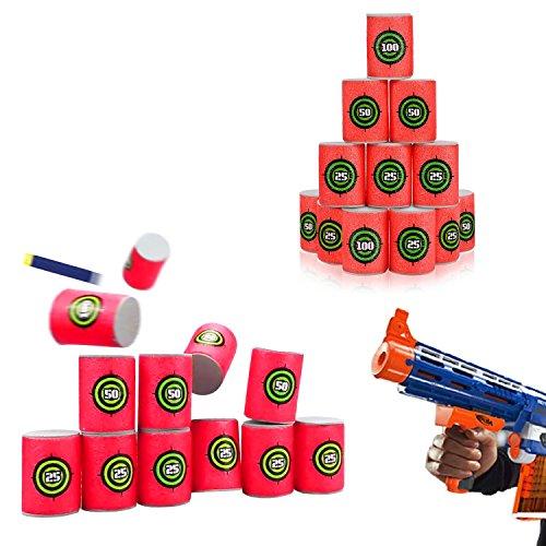 gun and target practice - 2