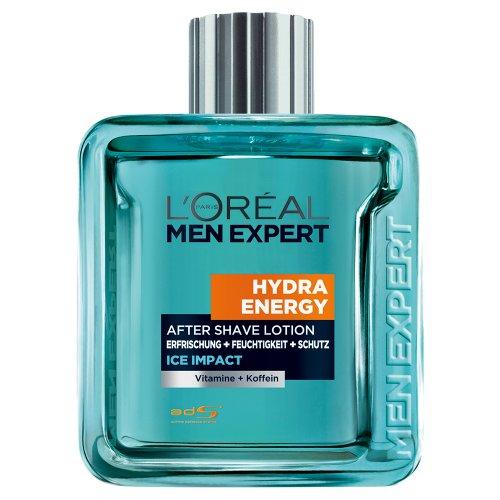 L'Oréal Paris Men Expert Hydra Energy After Shave Lotion Ice Impact, 100 ml