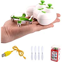 CHEERSON Original CX-10 Mini Nano Drone 4CH 2.4GHz 6-Axis Gyro RC Mini Quadcopter Airplane Green