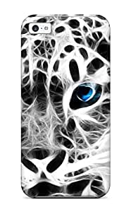 Discount Premium Protection Tiger By Code B2om Case Cover For Iphone 5c- Retail Packaging