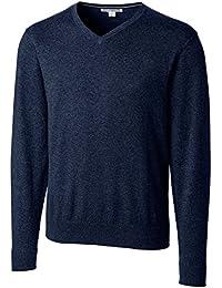 Men's Tall Big & Tall Machine Washable Lakemont V-Neck Sweater