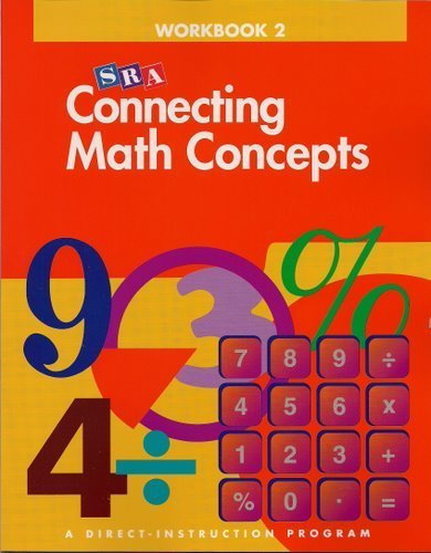 Connecting Math Concepts - Workbook 2 Level B