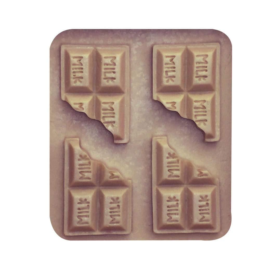Amazon.com: Milk Letters Chocolate Shape Cake Decorating Tools Fondant Moule Moule Silicone Gateau: Kitchen & Dining