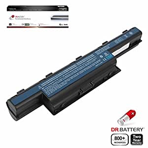 Dr. Battery Advanced Pro Series Laptop/Notebook Battery Replacement for Acer TravelMate 5542G (7800mAh/84Wh) FREE SHIPPING! 60-Day Money Back Guarantee! 2 Year Warranty (Ship From Canada)