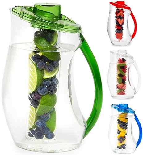 glass infused pitcher - 3