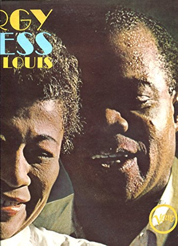 ELLA FITZGERALD AND LOUIS ARMSTRONG: PORGY & BESS LP /THE BEST OF GERSHWIN JAZZ+ (The Best Of Louis Armstrong Vinyl)