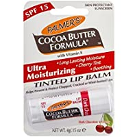 Palmer's Cocoa Butter Formula Lip Balm, Dark Chocolate and Cherry, Red, 4 g