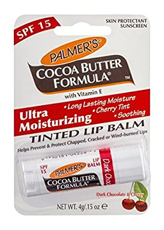 Palmers Cocoa Butter Formula Tinted Lip Balm - Dark Chocolate & Cherry Grocery PEL-CI-PAM-041