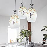 ModHoXG Pendant Lighting Chandelier for Kitchen Island and Dining Room Lving Room Bedroom Pendant Lights