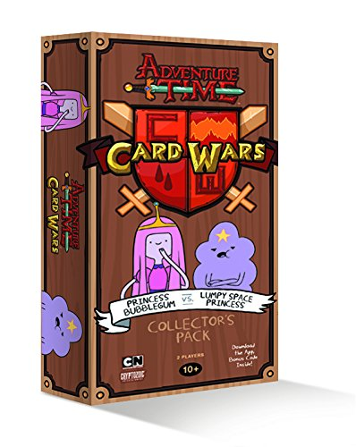 real adventure time card wars game - 1
