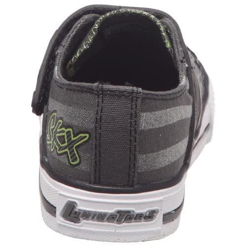 f524a96f Outlet Skechers Stoked Roswell 90428N CCLM - Zapatillas de lona para niño,  color gris,