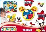 IMC TOYS 715058 - Mickey. Toodles Juego Encajable