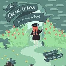 The Secret Garden Audiobook by Frances Hodgson Burnett Narrated by Julie Christie