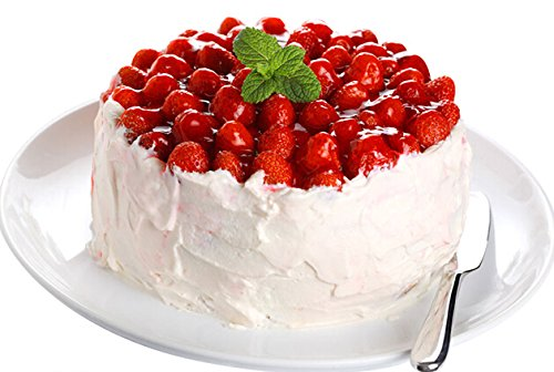 Bekith 9'' Round Silicone Cake Mold Pan (9'' round x 2 1/4'' deep), Set of 2 by Bekith (Image #3)