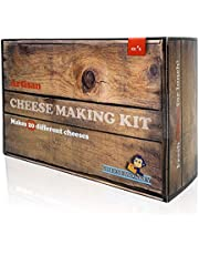 Cheese Making Kit - make 20 different artisan cheeses