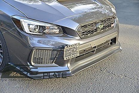 Multi Angle Tow Hook Mount License Plate Bracket For Subaru
