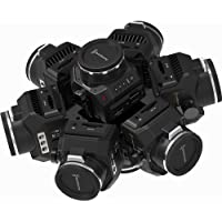 360Rize 360HELIOS-678 360 Video Rig for 6, 7, or 8 Blackmagic Design Micro Cinema Camera