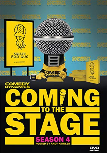 Coming to the Stage Season 4 | NEW COMEDY TRAILERS | ComedyTrailers.com