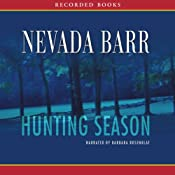 Hunting Season: An Anna Pigeon Novel | Nevada Barr