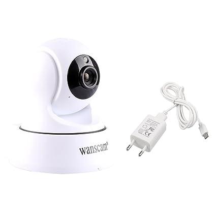 Gazechimp Wifi P2P IP Cámaras de Vigilancia Visión Nocturno de Dos Vías Seguridad de Casa