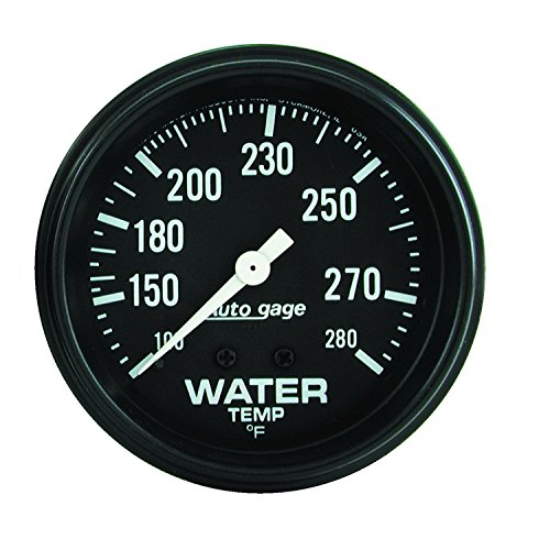 Auto Meter 2313 Autogage Water Temperature Gauge