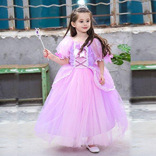9f3d9ad95daab ソフィア ドレス コスチューム なりきりキッズドレス 子供 お姫様 プリンセス 女の子 ワンピース