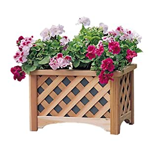 Arboria Windsor Rectangle Planter Box (Discontinued by Manufacturer)