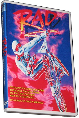 Rad  1986  Bmx Racing Movie   Special Edition Dvd