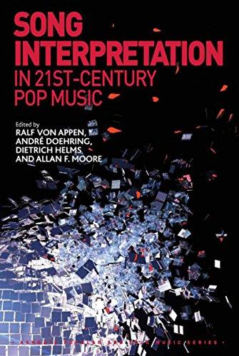 Download Song Interpretation in 21st-Century Pop Music (Ashgate Popular and Folk Music Series) Pdf