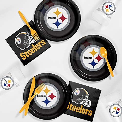 Creative Converting Pittsburgh Steelers Tailgating