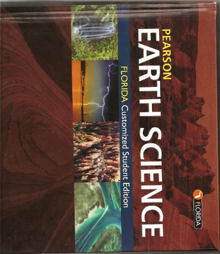 Pearson Earth Science student edition