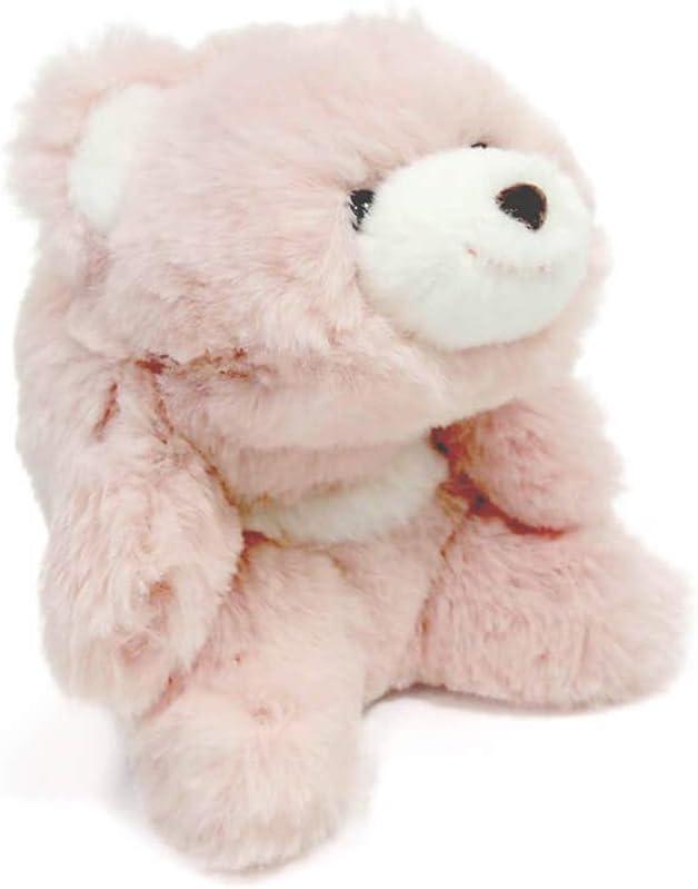 5 GUND Snuffles Teddy Bear Stuffed Animal Plush Keychain Taupe