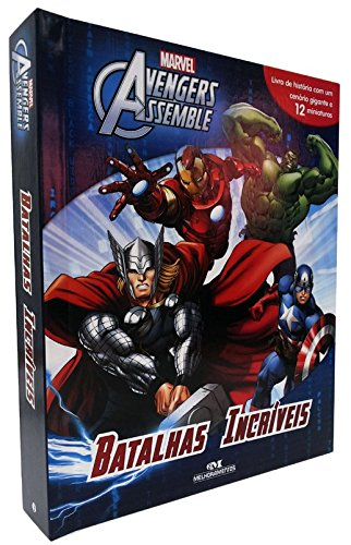 Marvel. Avengers Assemble. Batalhas Incríveis