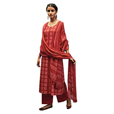 ETHNIC EMPORIUM - Traje de Seda Kora para Mujer, diseño ...