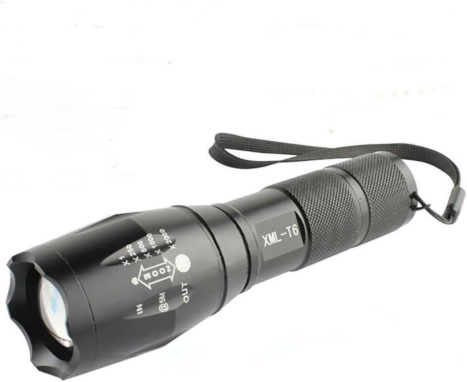 show original title Details about  /8000 Lumens XM-L t6 Power Bank LED Flashlight of Flashlight