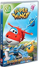 Super Wings - Saison 1, Vol. 1 : En route vers l'Europe [Italia] [DVD]