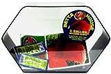 Zoo Med Betta House 2 Gallon Hexagon Black