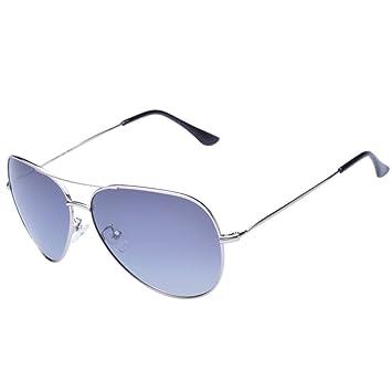 Anti-ultraviolette Mode-Männer Und Frauen Polarisierte Sonnenbrillen,TransparentIceBlue