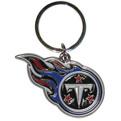 Siskiyou NFL Tennessee Titans Chrome Key Chain