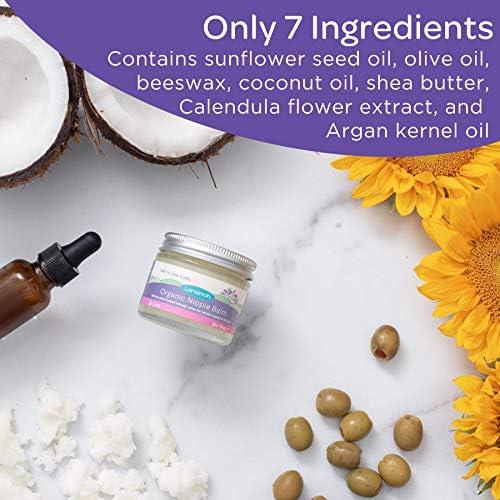 51w XbCFs1L. AC - Lansinoh Organic Nipple Cream For Breastfeeding, 2 Ounces