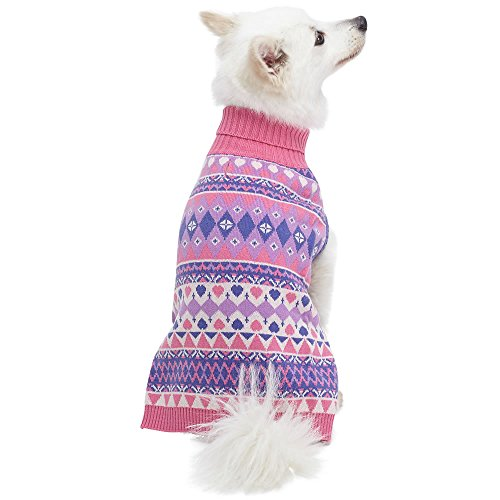 Dog Sweater with Heart